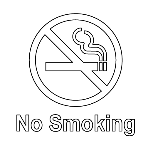No Smoking Decal | Aus...