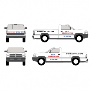 Truck Vehicle Graphics