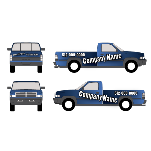 Wrap Vehicle Graphics