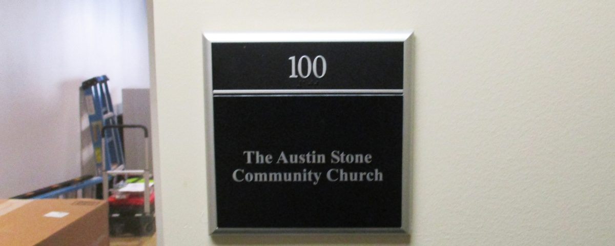 ADA 101 Sign by Hightech Signs